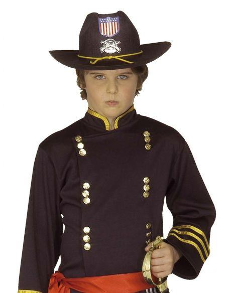 Sombrero General Infantil Tienda de disfraces online - venta disfraces