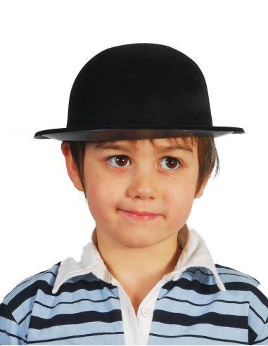 Sombrero Bombín Infantil Plástico Tienda de disfraces online - venta disfraces