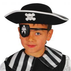 Sombrero Fieltro Pirata...