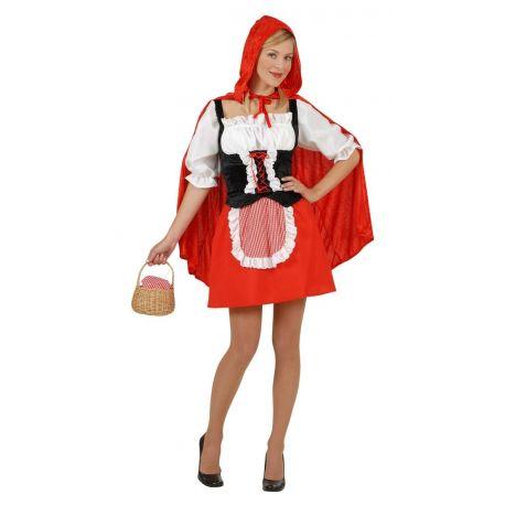 Disfraz de Caperucita Roja Talla XL Tienda de disfraces online - venta disfraces