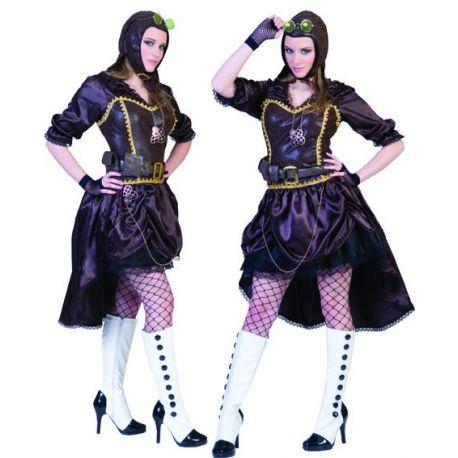 Disfraz Steampunk Lady Victoria Tienda de disfraces online - venta disfraces