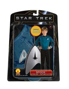 Disfraz Spok de Star Trek Tienda de disfraces online - venta disfraces