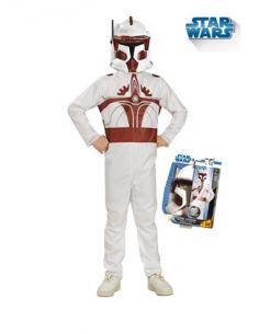 Disfraz Clone Trooper Comandante Infantil  Tienda de disfraces online - venta disfraces