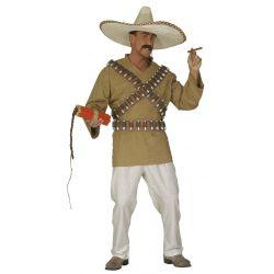 Disfraz de Mejicano Talla XL Tienda de disfraces online - venta disfraces
