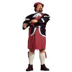 Disfraz de Escocés Talla XL Tienda de disfraces online - venta disfraces