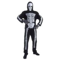 Disfraz de Esqueleto Talla XL