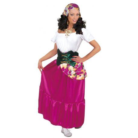 Disfraz Gitana Talla XL Tienda de disfraces online - venta disfraces