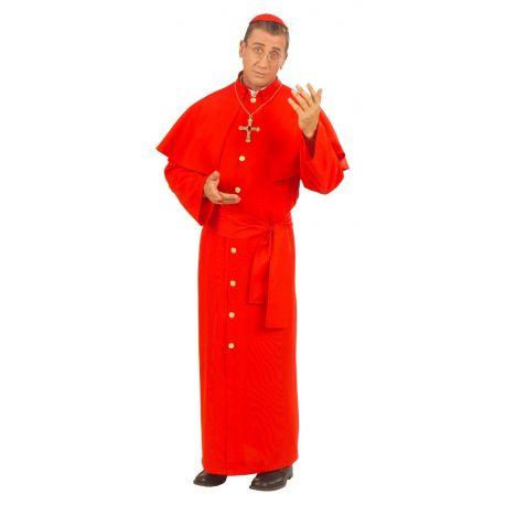 Disfraz de Cardenal Talla XL para adulto Tienda de disfraces online - venta disfraces