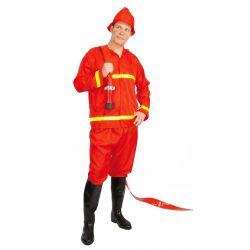 Disfraz de Bombero Rojo Tienda de disfraces online - venta disfraces