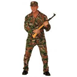 Disfraz de Militar de...