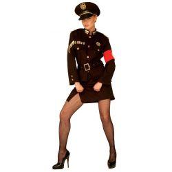 Disfraz de Mujer Militar...