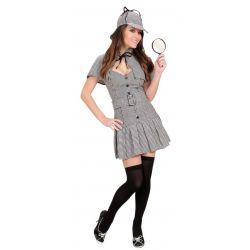 Disfraz de Mujer Detective