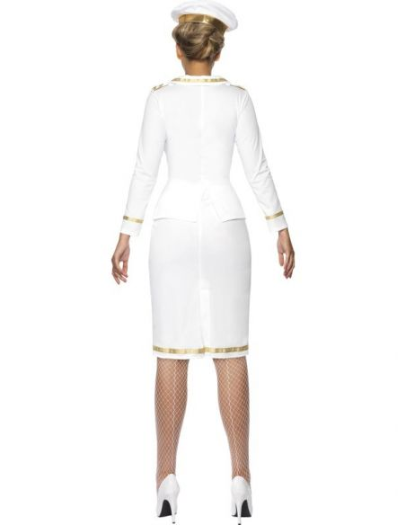 Disfraz de Capitana de la Marina Tienda de disfraces online - venta disfraces