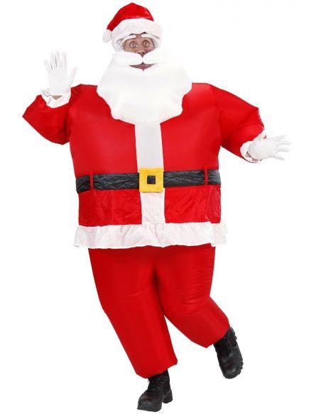 Disfraz Papa Noel Hinchable Tienda de disfraces online - venta disfraces