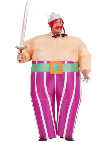 Disfraz de Vikingo Hinchable Tienda de disfraces online - venta disfraces