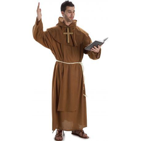 Disfraz Monje Medieval Tienda de disfraces online - venta disfraces
