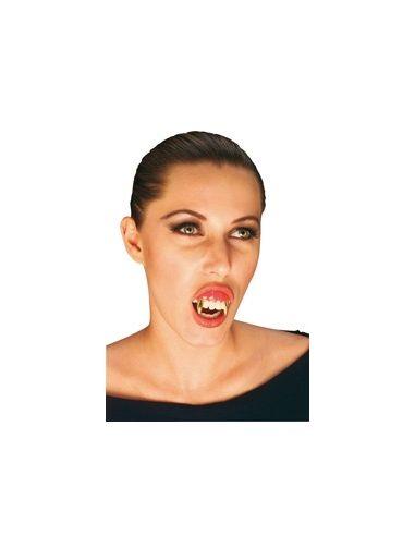 Dientes vampiro clásicos Tienda de disfraces online - venta disfraces
