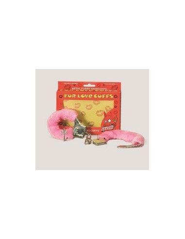 Esposas con Dacha en rosa Tienda de disfraces online - venta disfraces