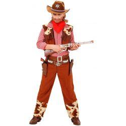 Disfraz de vaquero para niño