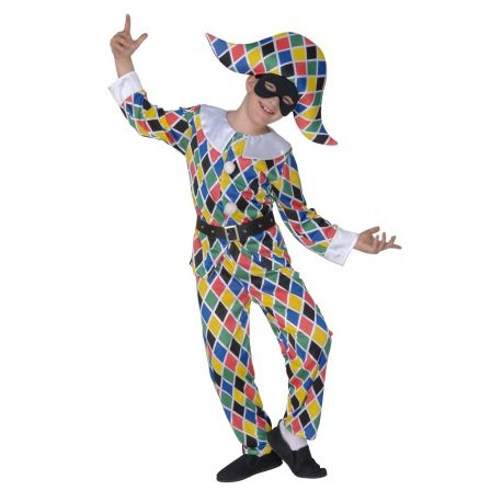 Disfraz de Arlequín para infantil Tienda de disfraces online - venta disfraces