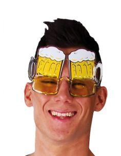 Gafas de Cerveza Tienda de disfraces online - venta disfraces