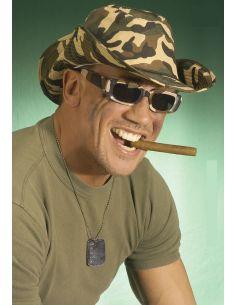 Sombrero Camuflaje Tienda de disfraces online - venta disfraces