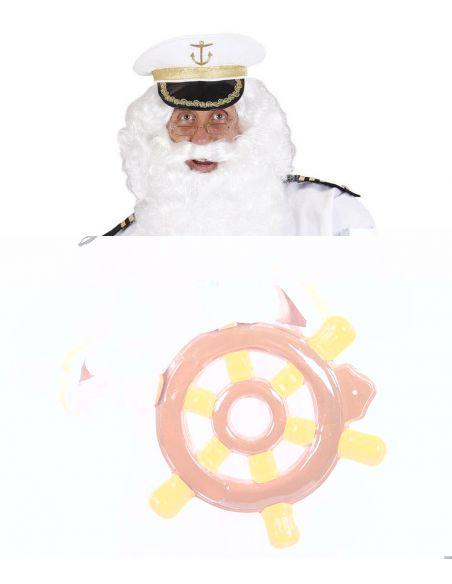 Barba y Bigote para Papa Noel Tienda de disfraces online - venta disfraces