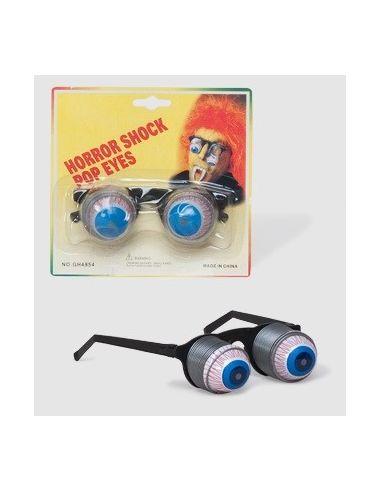 Gafas Ojos Colgantes con Muelle Tienda de disfraces online - venta disfraces