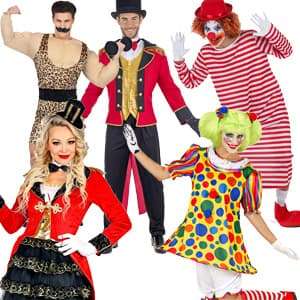 Disfraces Circo