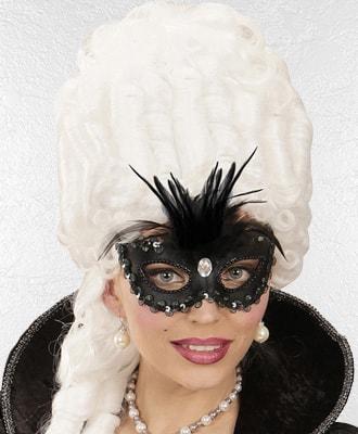 Antifaces para complementar tu disfraz de carnaval