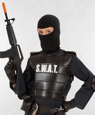 Armas de fuego para complementar tu disfraz de carnaval