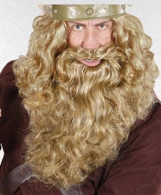 Barbas y bigotes para complementar tu disfraz de carnaval