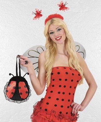 Bolsos para complementar tu disfraz de carnaval