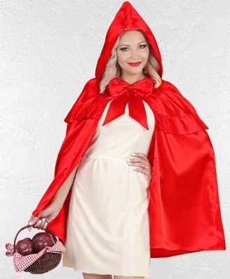Capas y tunicas para complementar tu disfraz de carnaval