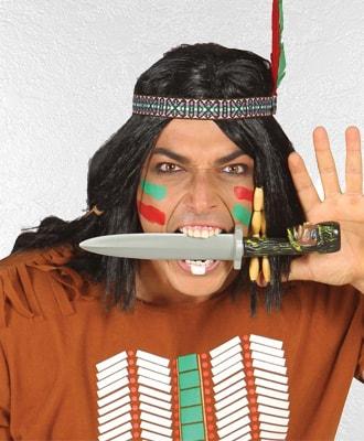 Cuchillos y puñales para complementar tu disfraz de carnaval