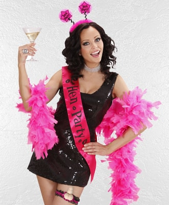 complementos para despedidas para complementar tu disfraz de carnaval