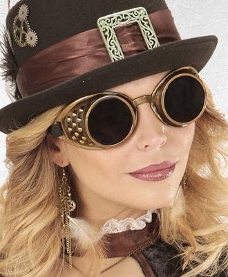 Gafas divertidas para complementar tu disfraz de carnaval
