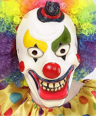 Máscaras de terror para complementar tu disfraz de carnaval