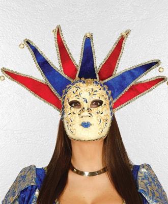 Máscaras Venecianas para complementar tu disfraz de carnaval