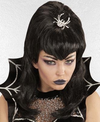 Peluca Halloween para complementar tu disfraz de carnaval