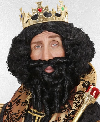 Barbas y Bigotes para disfraces