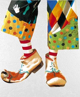 Zapatos y Cubrebotas para disfraces