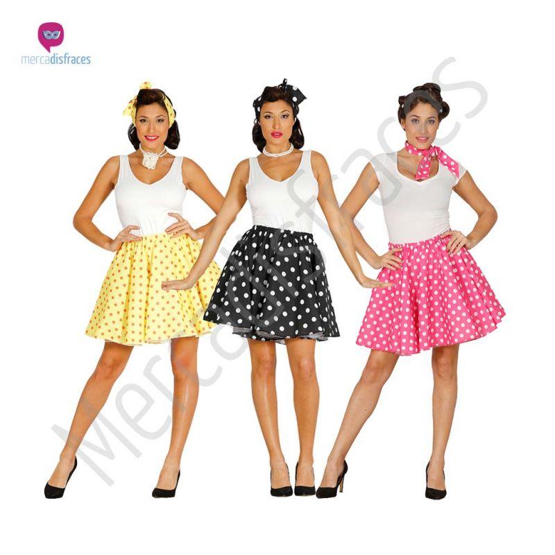 Disfraces para grupos y parejas de los Años 50
