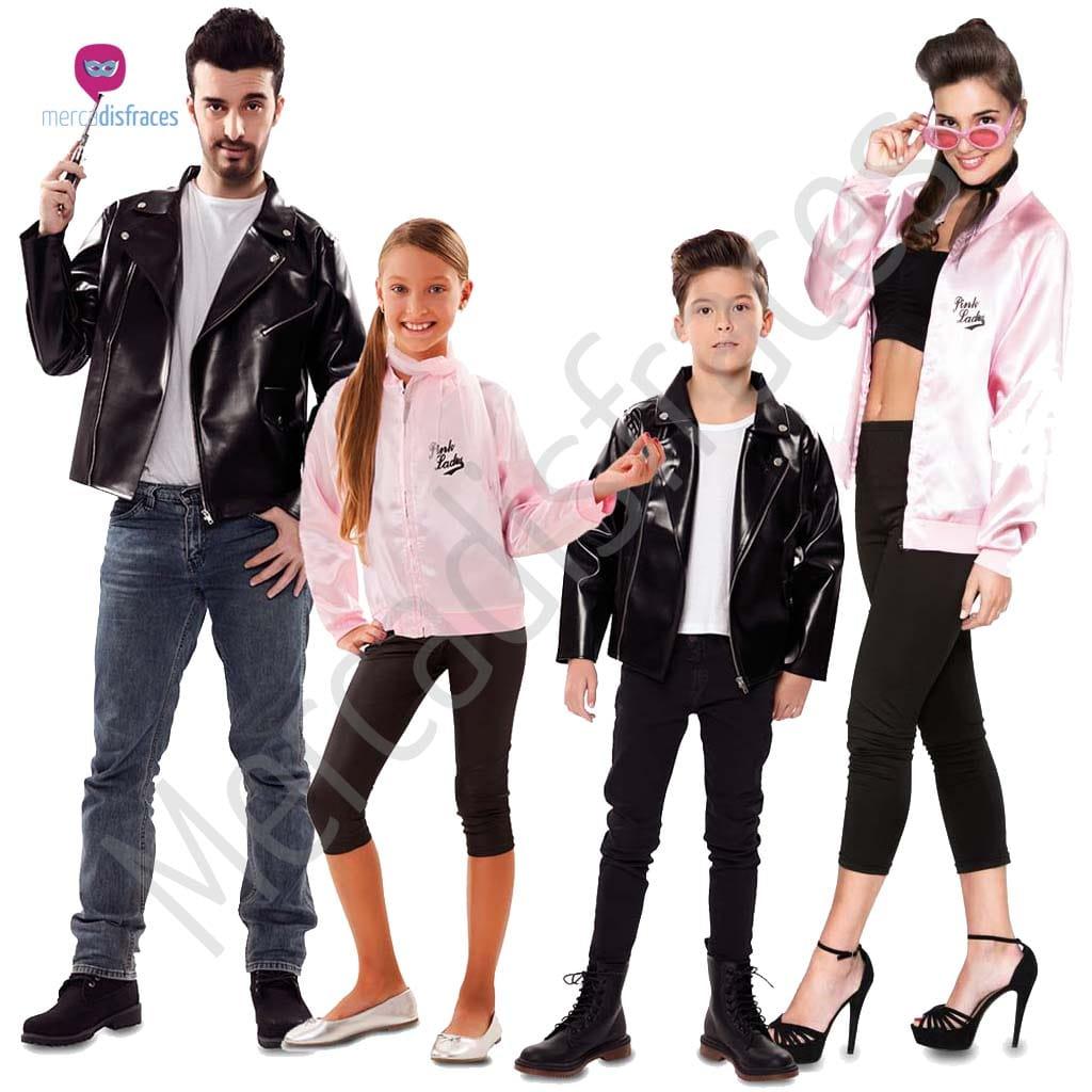 Disfraces para grupos y parejas de los Años 60