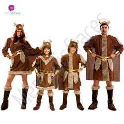 Disfraces para grupos y parejas de Vikintos y Barbaros