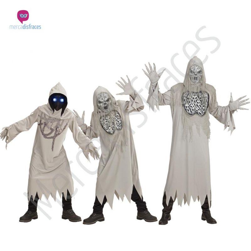 Disfraces para grupos y parejas de Fantasmas