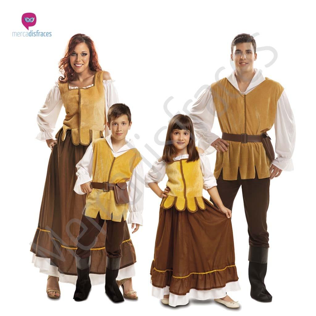 Disfraces para grupos y parejas de Medieval y Nobleza