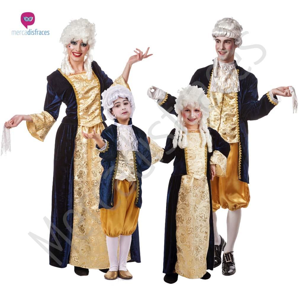 Disfraces para grupos y parejas de Reyes y Princesas