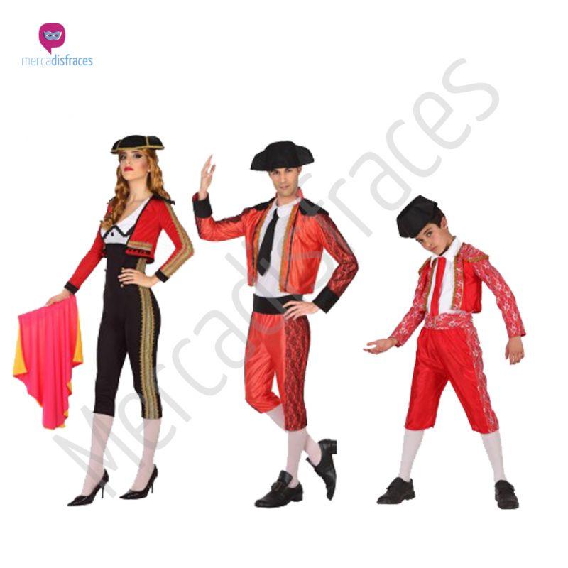 Disfraces para grupos y parejas de Toreros y Cordobeses