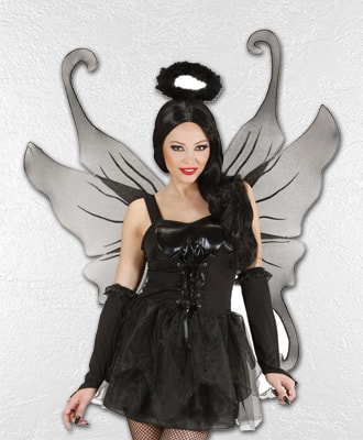 Alas para disfraces de Halloween